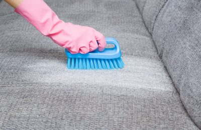 Simple Sofa Cleaning Process