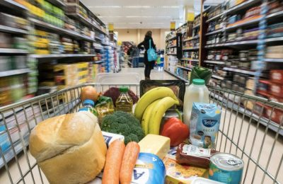How Does Doing Groceries Online Save Time?