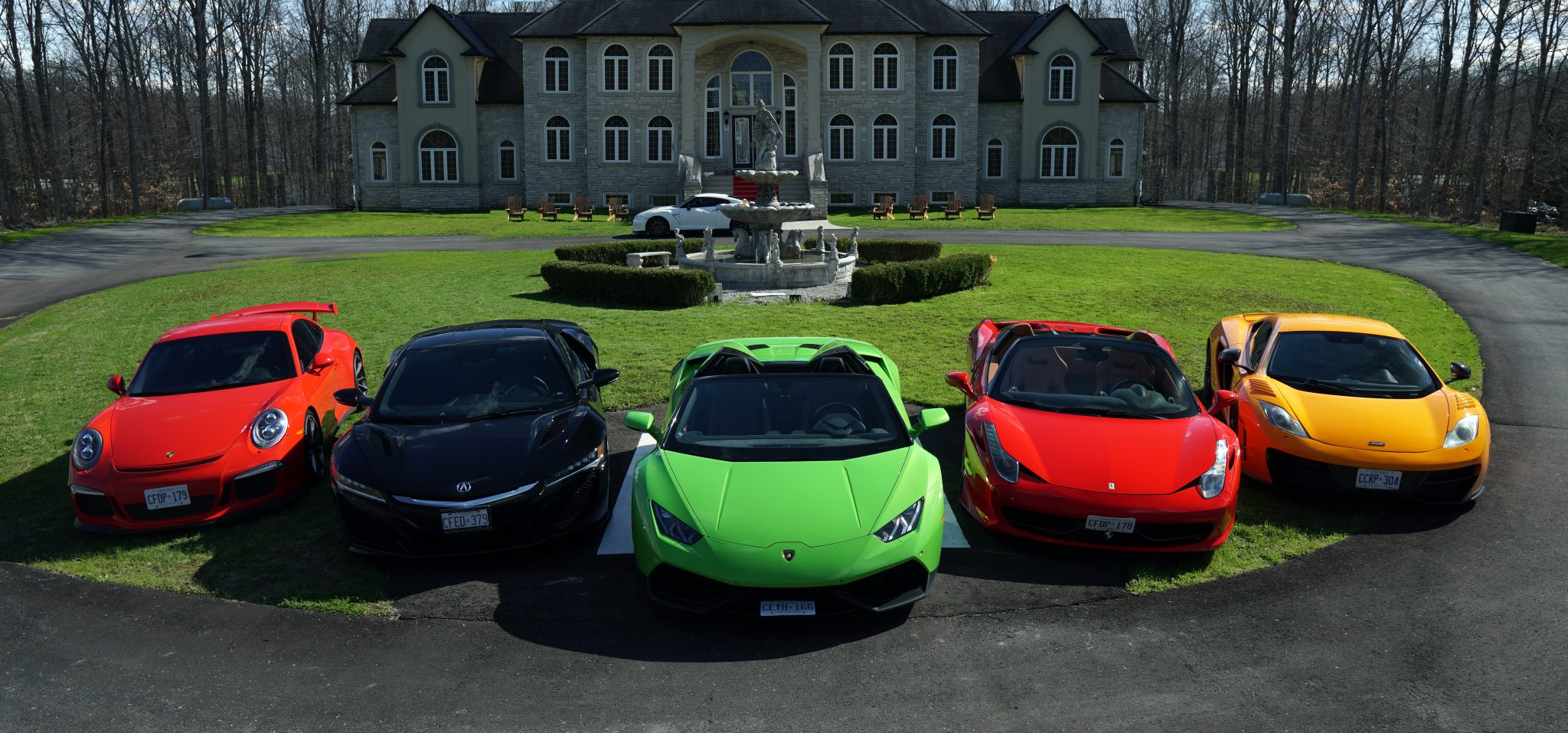 Lamborghini Rental: The Ultimate Dream for Luxury Driving